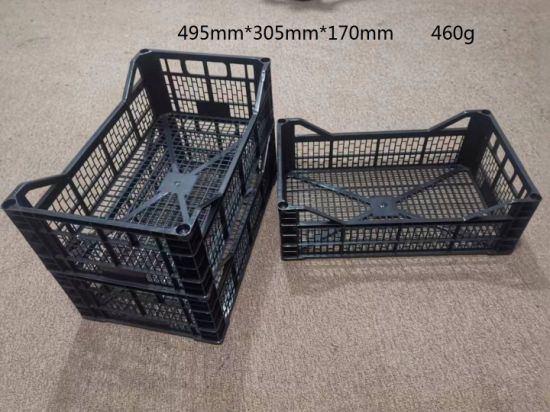 gama completa de especificaciones comprar real colección completa La Caja de fruta de plástico de segunda mano usados de molde molde de  inyección de vegetales el cuadro de volumen de negocios