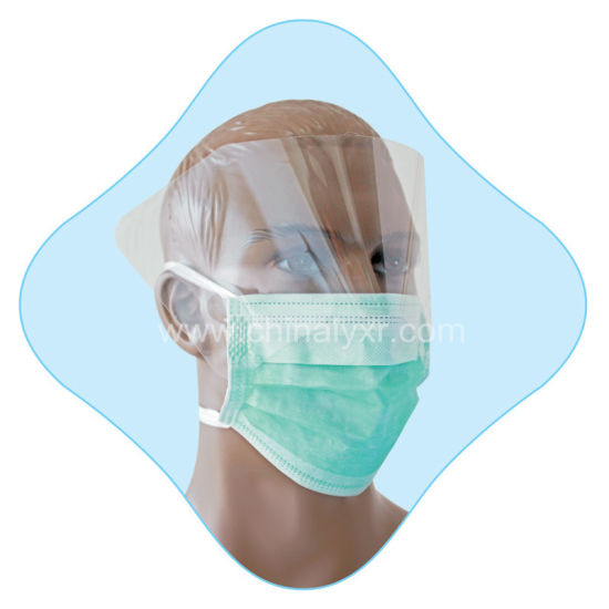 masque de protection jetable