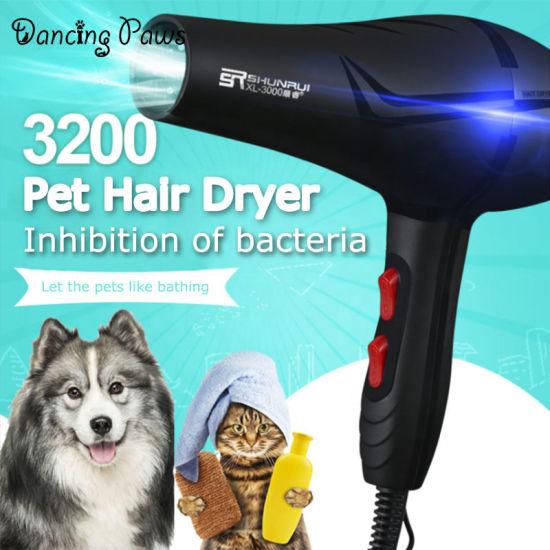 Amazon 2019 gros chien chien spécial sèche cheveux High Powered silencieux sèche cheveux pet