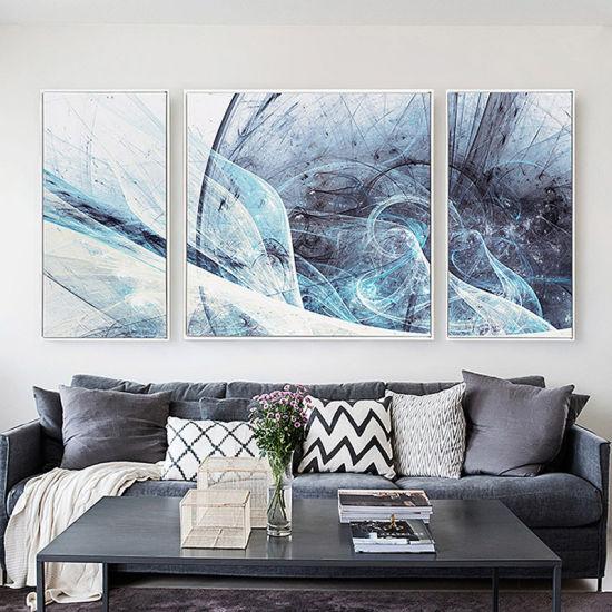 Peinture murale moderne Abstract Cheap gravures de toile