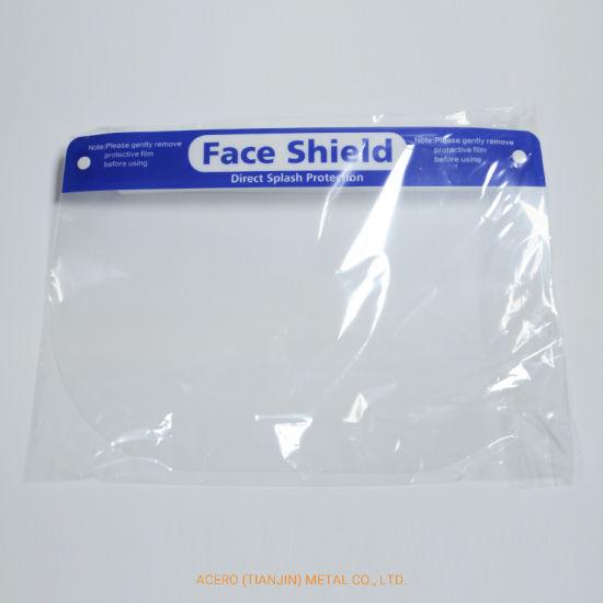 Plastique Isolation Protection Visage Bouclier