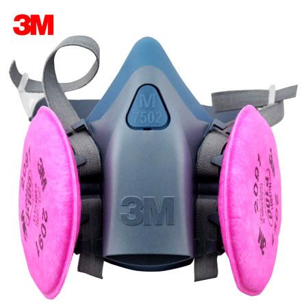 Cina 3m 2091 mascherina polverizzata del filtro 7502 dalla polpa ...