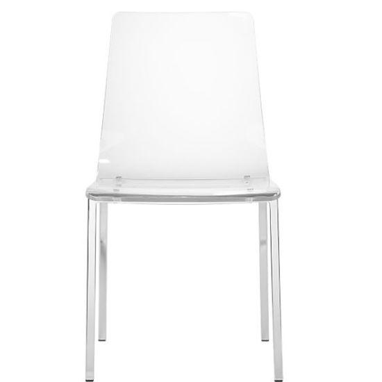 China Baratos color acrílico acrílico o silla de comedor ...