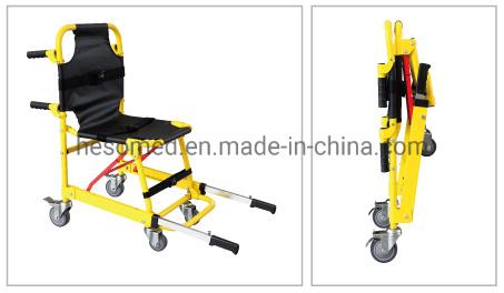 China HS L03 Hospital Medical ambulancia Camilla Silla de la
