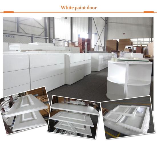 Chine Custom Blanc A Faible Cout De La Peinture Laque