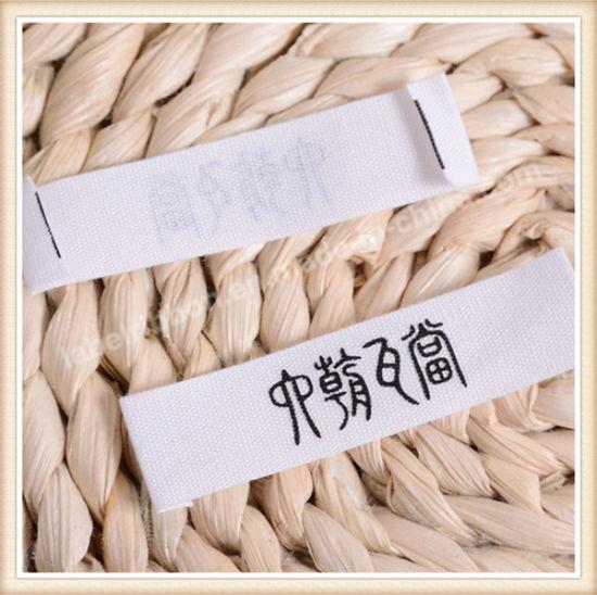 Barata Nombre De Marca Logotipos Impresos Personalizados De Cuidado De Prendas De Vestir Prendas De Vestir Las Etiquetas De Satén