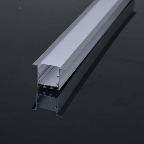 Chine Al Led6063 Profil En Aluminium 50mm X 36mm Pour Bande