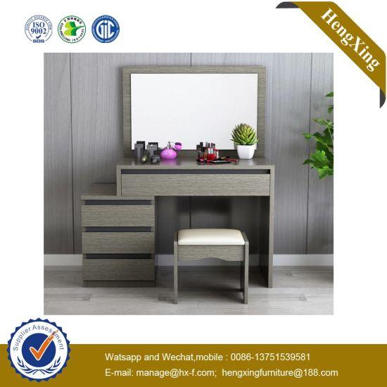 La mode home Hotel Chambre à Coucher La table miroir pliable en bois d\'une  commode UL-9être150