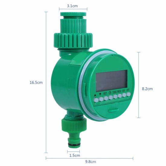 Draper 36754 électronique électrovanne eau minuterie