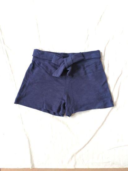China Slub Jersey Niñas Niños Pantalones Cortos Prendas De
