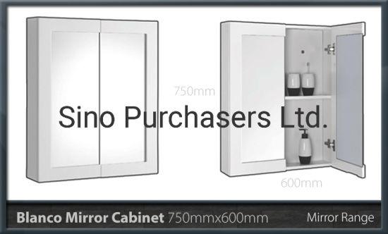 China Moderno cuarto de baño Espejo armarios MDF – Comprar ...