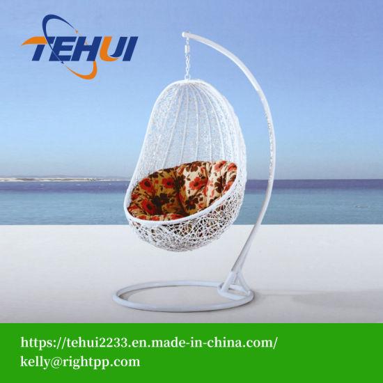Chine E17049 Hamac aluminium de haute qualité d\'osier ronde ...