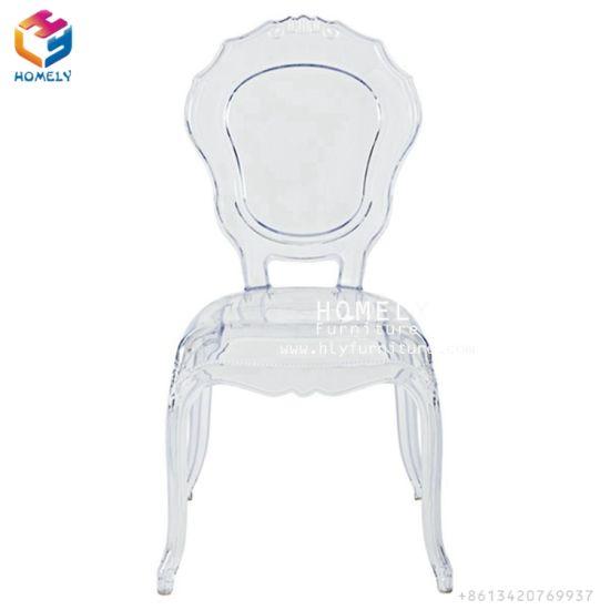 Chine En acrylique transparent Banquet Tiffany Chiavari