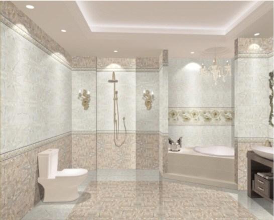 China El cuarto de baño Azulejos de cerámica de Interior ...