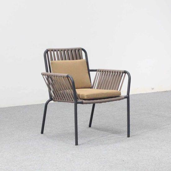 China Nuevo Hotel De Diseño De Muebles De La Cuerda Terraza