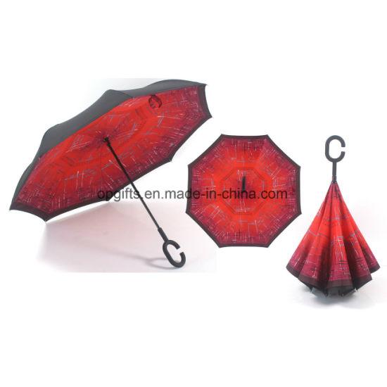 plus récent 71438 047fb Nouveau parapluie inversé pour voiture