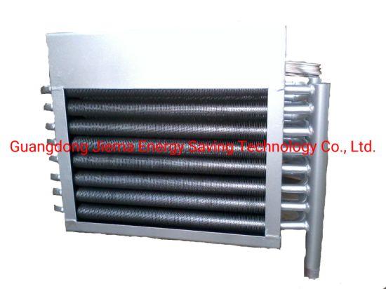 Precalentador intercambiador de calor