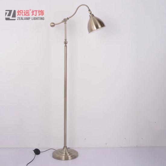 Iluminación en de Sala China lámpara de casa estar LED piso Ygb7f6y