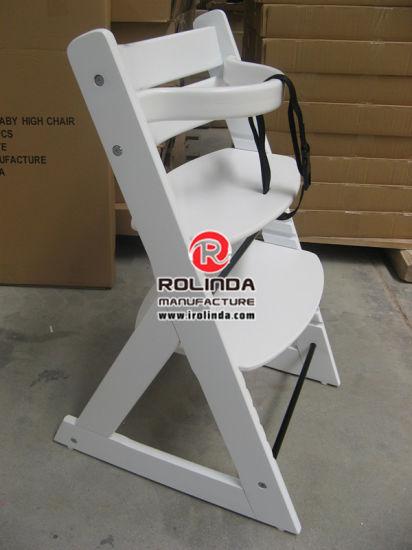деревянные детские высокий стул деревянный высокий стул для вашего малыша