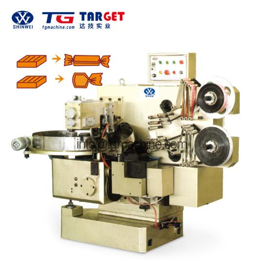 Chine Double Twist Candy Machine D'enrubannage (DTP600