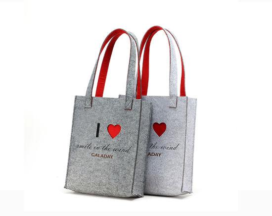 China Venta caliente moda gris grande de logotipo