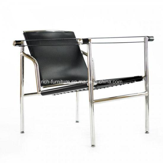 Presidenza del progettista della presidenza dell\'imbracatura di Le  Corbusier LC1