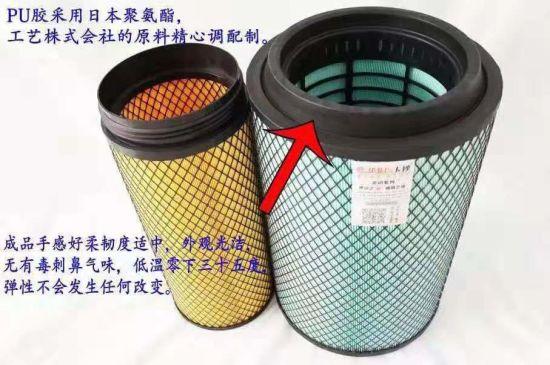 China Filtro de aire de camiones Hino EW110 17801 17801