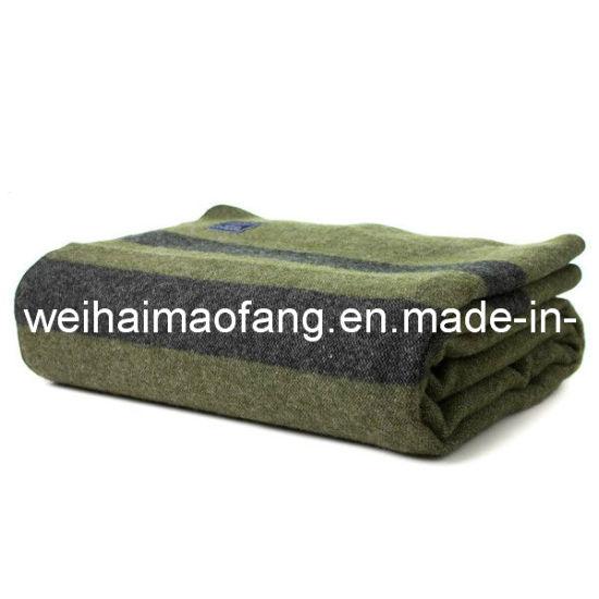 Wollen Deken Kopen.China 100 Wool Militaire Army Geweven Wollen Deken Kopen