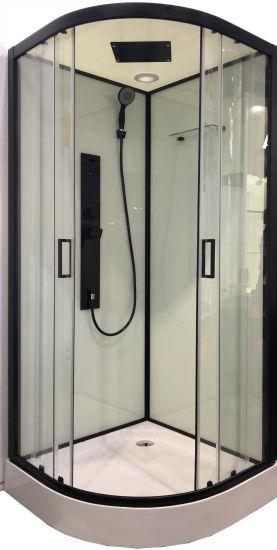 Chine Salle de bains moderne cabine de douche avec toit en ...