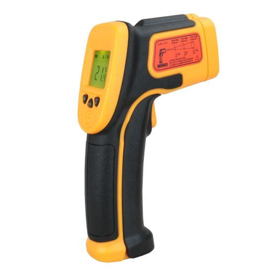 Affichage LCD Laser sans contact Thermomètre infrarouge IR numérique compteur de température