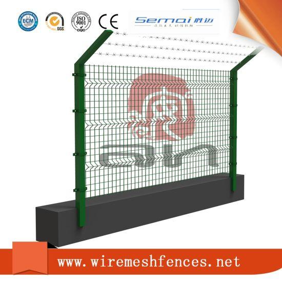 Chine Clôture de jardin, Triangle de flexion, de clôture de ...