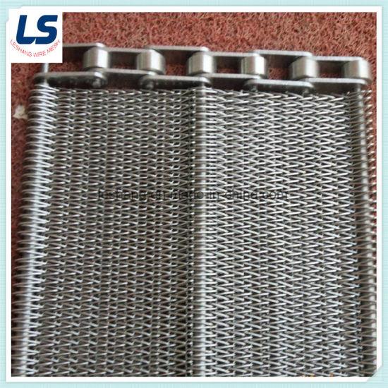 лента металлическая для конвейеров
