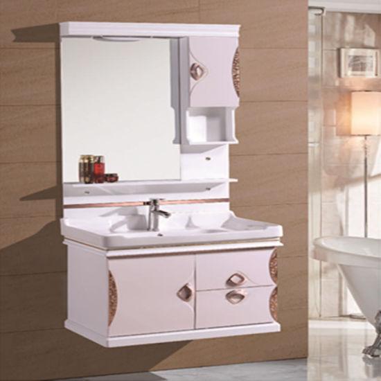 Chine Salle de bains moderne de la vanité des armoires de ...