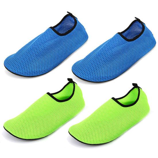 Men Women Water Shoes Aqua Sock Yoga Exercise Pool Beach Swim Dance Slip On Surf