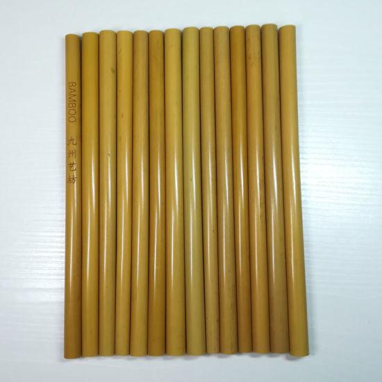 Cannucce Di Bamb.Cina Cannucce Di Bambu Riutilizzabili Diritte Naturali