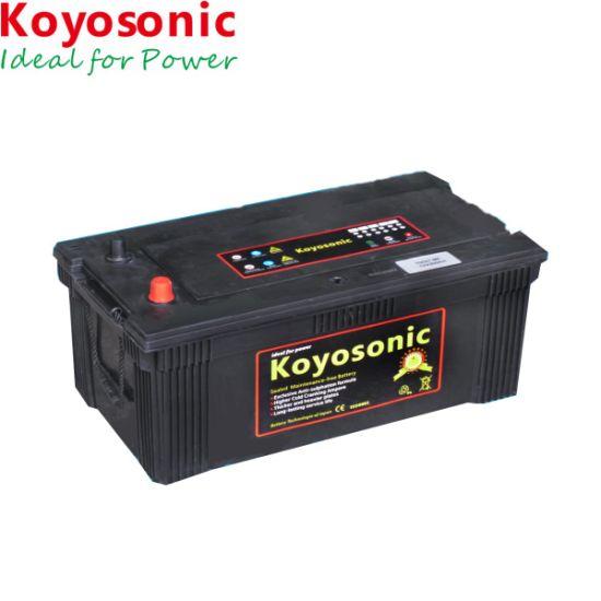 Chine 12V Start Stop de la batterie au lithium voiture 110AH