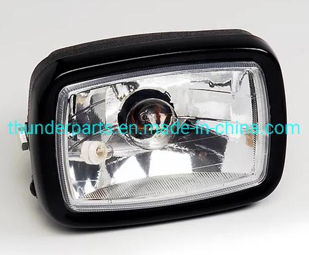 Lampes d'accessoires moto pièces de rechange pour les modèles GN125