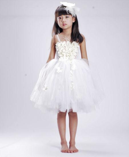 venta al por mayor buena venta apariencia estética Las niñas vestidos niña Flor de la boda de los niños de la Falda Tutu