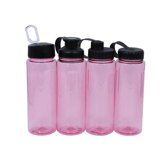 Sport Bouteille D/'Eau Tritan Plastique /& BPA Free Drinking bouteilles pour extérieur