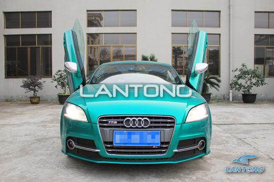 Esteras De Coche De Calidad De Lujo Para Audi TT 06-14 ** adaptada para un ajuste perfecto; **