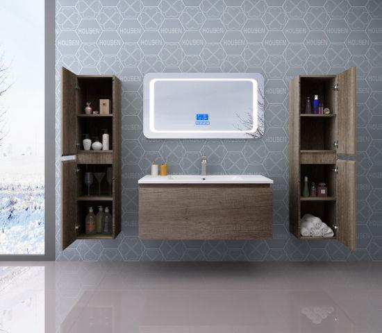 China Elegante Juego de cuarto de baño de madera – Comprar ...