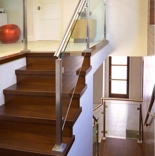 Chine L\'escalier bois intérieur en forme de dessins ou ...
