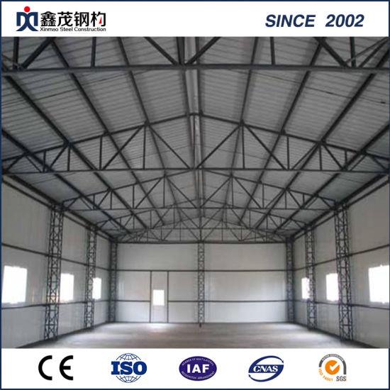 China La Construcción De Acero Almacén Pre Engineered
