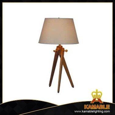 Ocio Lámpara dormitorio China mesa de con tela moderno OPXukZi