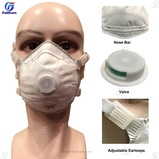 masque antipoussiere 3m