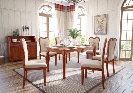 China Diseño clásico Hotel Inicio muebles mesas y sillas de ...
