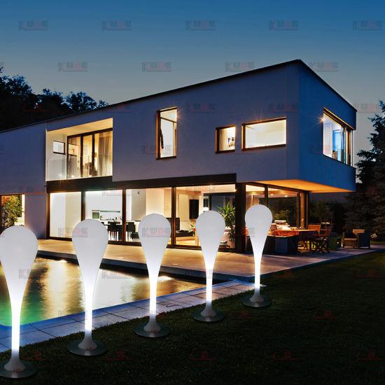 water-Daling van Staand lamp LEIDENE