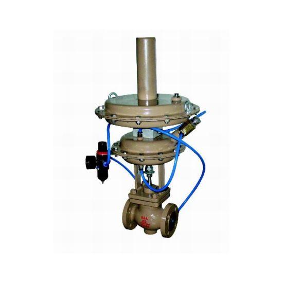 Valvula reguladora de presion de vapor