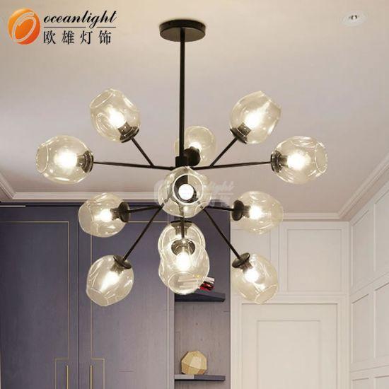 Best bonita Lujo moderno lámpara techo Selling de de China fvYb76yg