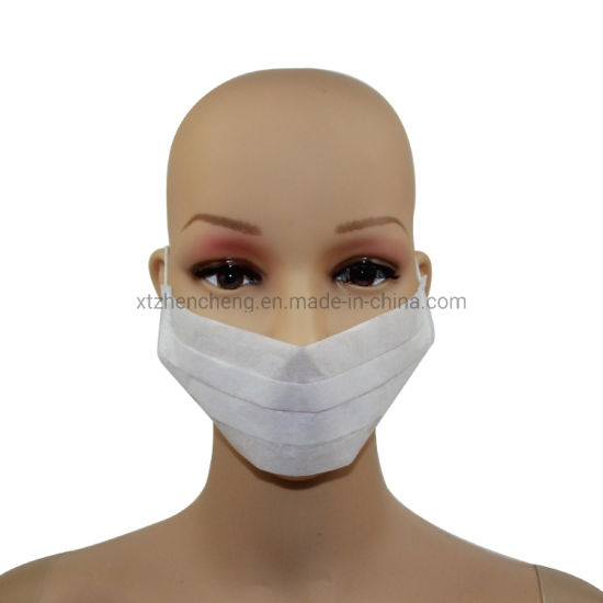 masque jetable avec filtre